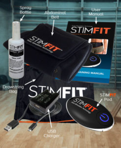 STIMFIT full kit components